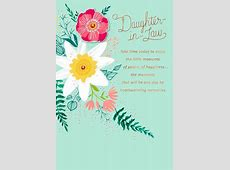 Enjoy Little Moments Mother's Day Card for Daughter-in-Law ... Mothers Birthday Gift