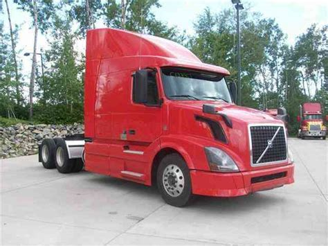 2014 volvo semi volvo vnl64t630 2014 sleeper semi trucks