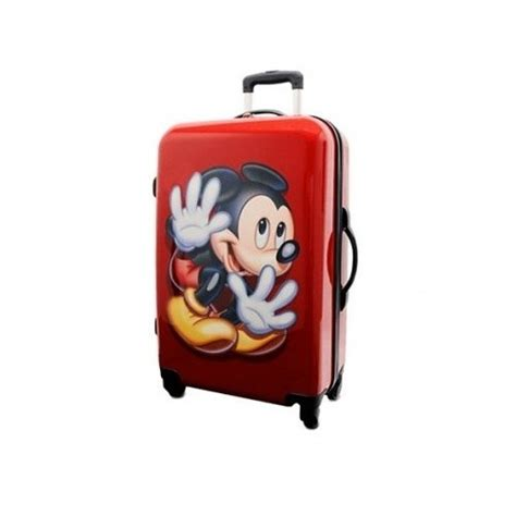 gorgeous and fun disney suitcases and luggage sets