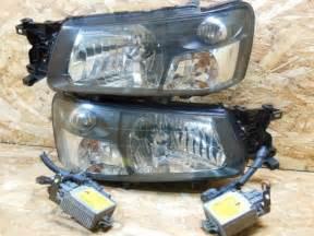 Subaru Forester Hid Headlights 2003 2008 Jdm Subaru Forester Sg5 X20 Xt Hid Headlight Set