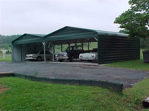 Metal Carports With Sides 22 Awesome Metal Carports With Sides Pixelmari