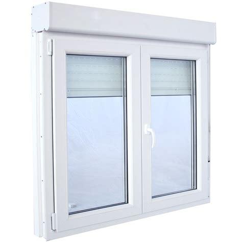 persiana para ventana ventana de pvc abatible de 2 hojas con persiana zutrok