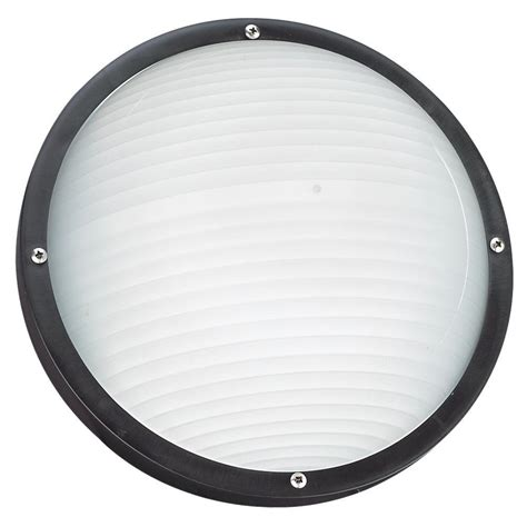 Black Ceiling Light Fixtures Bel Air Lighting Bulkhead 1 Light Outdoor White Wall Or Ceiling Fixture With Frosted Glass 41015