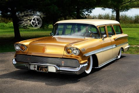 Link Time Fabsugar Want Need 58 by 1958 Bagged Brookwood Wagon Mild Cusotm Air Ride The H