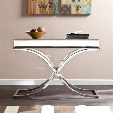 mirror console table mirror console table modern console table wonderful