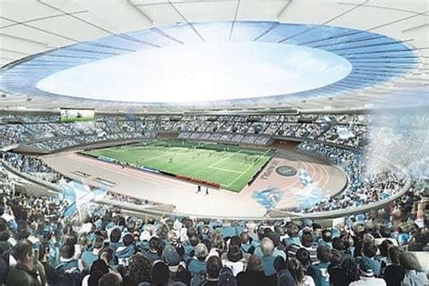 www san paolo stadio san paolo spunta un progetto tedesco da 100
