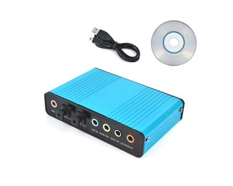 Kabel Audio Hptabletipodmp4mp3 To Speaker External jual soundcard usb external 5 1 channel arifan store