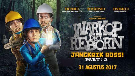 film komedi warkop dki reborn 2 benarkah bang haji rhoma muncul di trailer warkop dki