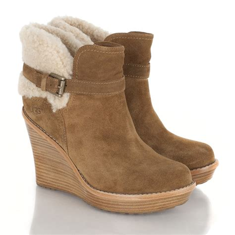 womans ugg boots ugg s anais ankle boot