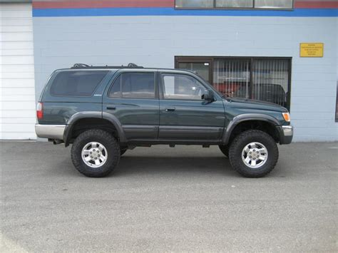 1998 Toyota 4runner Lift Kit Tundra Fj80 Lift Installed Pics Yotatech Forums