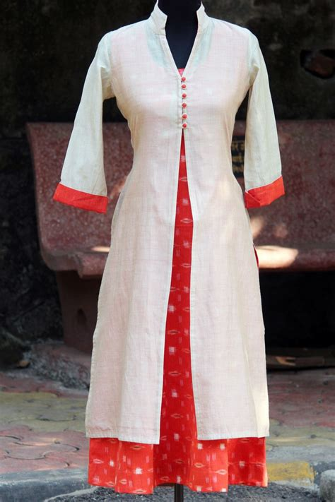 chain pattern kurti best 25 high neck kurti design ideas on pinterest