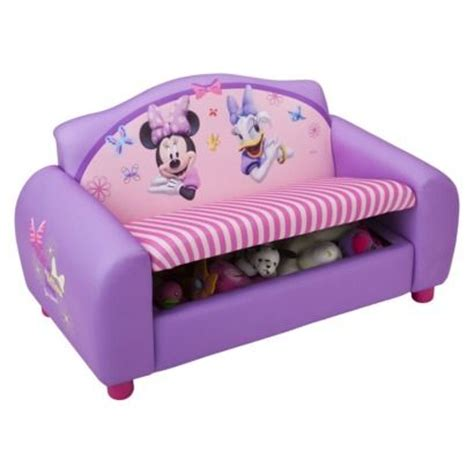 toy couch delta children character toddler upholstered sofa toy