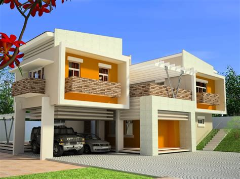 phil house design modern home design in the philippines modern house plans