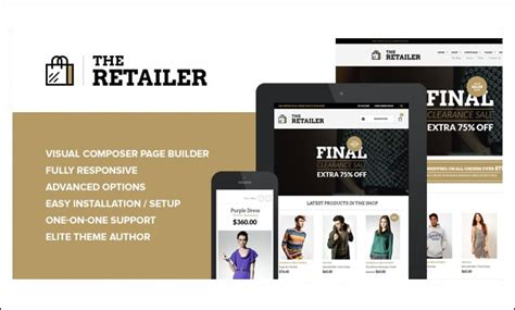 wordpress themes retail store top 5 responsive retail store wordpress themes