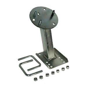 Trailer Tire Holder Max Marine High Mount Spare Tire Carrier 141104