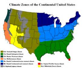 Temperature Map Of Usa by Wyhs Human Geography Anglo American