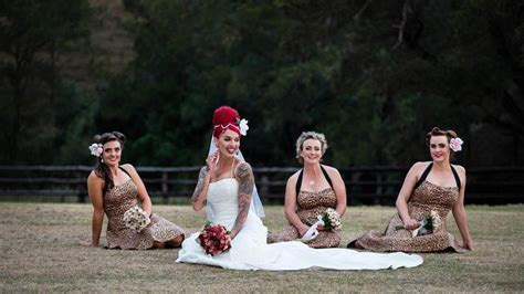 aussie couples cut costs in cheap wedding reality show old bar s cheap weddings connection manning river times