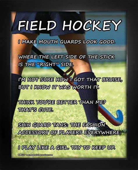 printable hockey quotes 17 best ideas about field hockey problems on pinterest