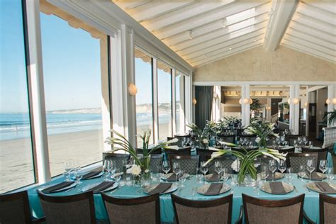 the marine room wedding weddings san diego venue dining the marine room