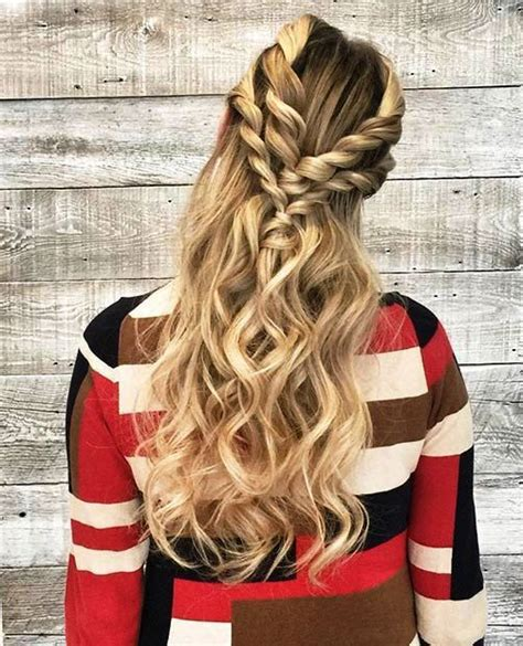 casual hairstyles down 184 best images about hair on pinterest bridal updo