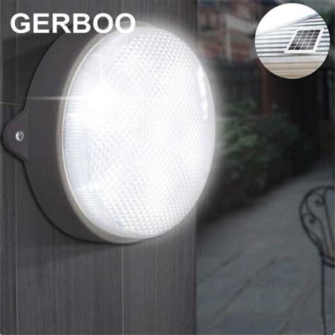 Gerboo 2016 New Led Solar Light Outdoor Garden Street Solar Indoor Lights