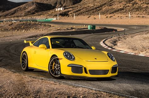 Porsche 911 Carrera Gt3 by 2015 Porsche 911 Gt3 First Test Motor Trend