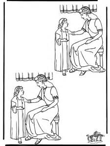 naaman bible coloring pages coloring pages