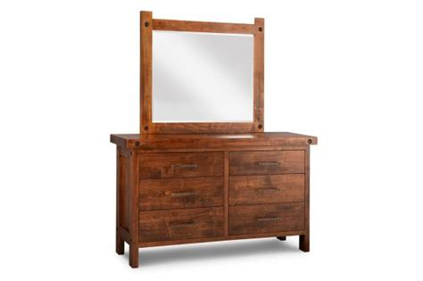 Canadian Made Bedroom Furniture Rafters 6 Drawer Dresser Canadian Made Bedroom Furniture