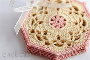 anabelia craft design crochet coasters sets a perfect