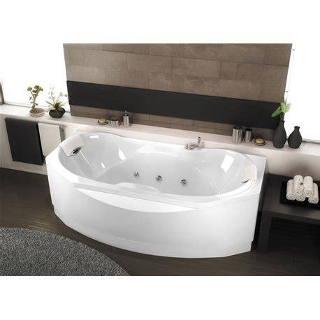 volume baignoire litres ergonomique t 234 te kinedo baignoire baln 233 o de 204 litres