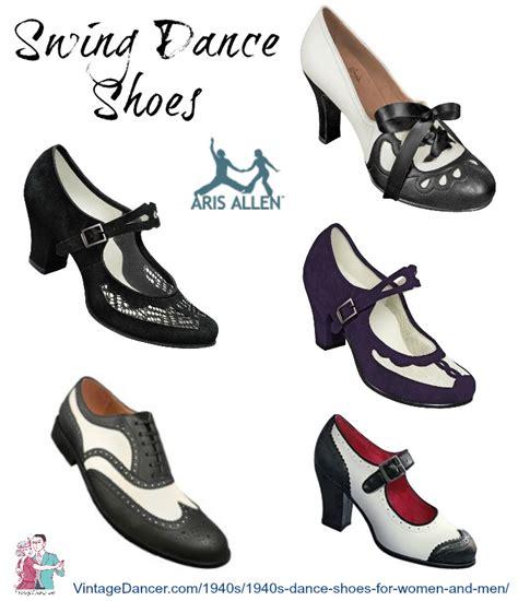 Vintage Style 1940s Dance Shoes