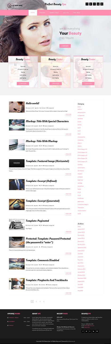 wordpress themes free lifestyle free lifestyle wordpress theme for lifestyle and fashion