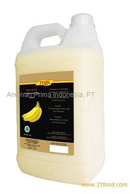 Juice Toza banana juice products indonesia banana juice supplier