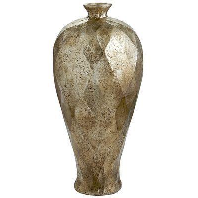 Silver Floor Vases by Cut Floor Vase Antiqued Silver Stuff To Buy