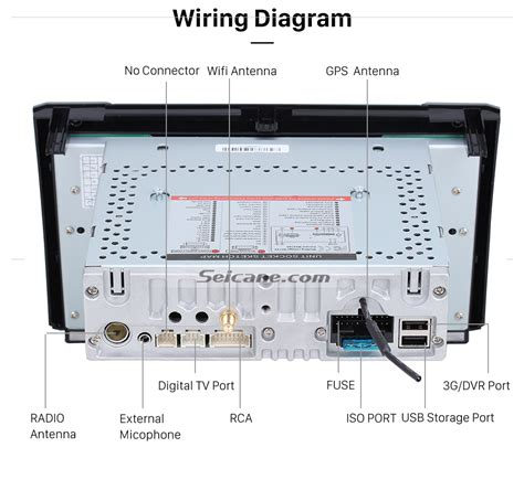 2013 toyota tundra stereo wiring diagram wiring diagram