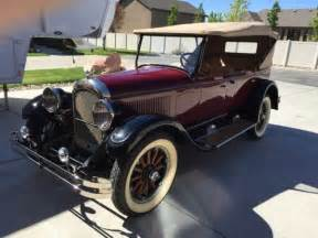 how do i learn about cars 1926 chrysler imperial parking system 1926 chrysler phaeton model g70 convertable touring car for sale photos technical