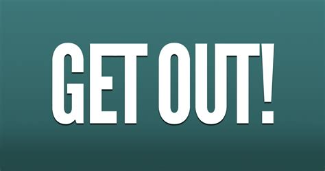 get out get out calendar for sunday may 10 2015