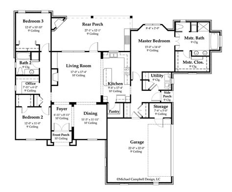 Fort Campbell Housing Floor Plans Building A Home On Pinterest Home Plans House Plans And