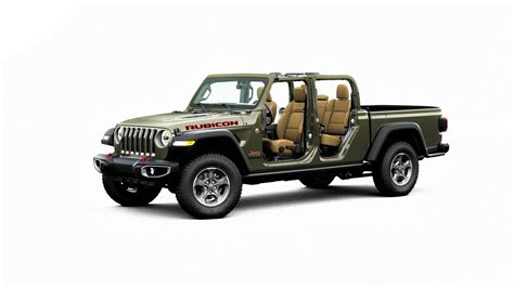 2020 Jeep Gladiator Color Options by 2020 Jeep Gladiator Colors