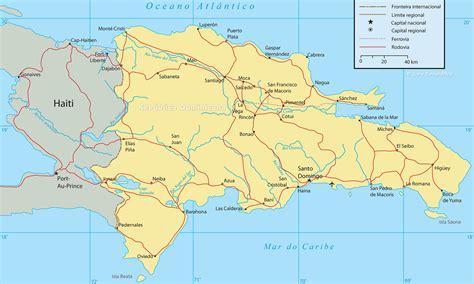 mapa de republica dominicana mapa de santo domingo republica dominicana car interior