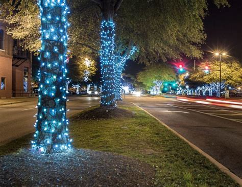 the jolly road trip through south carolina s christmas towns