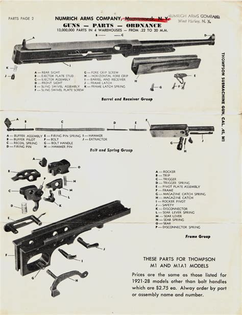 thompson and catalog index of dalbert thompson catalogs