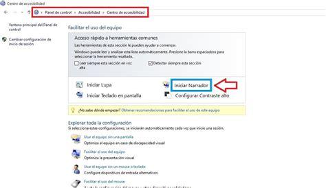 Tutorial Narrador Windows 10 | como leer en voz alta cualquier archivo de texto en