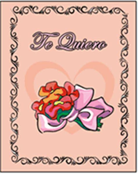 printable christmas cards spanish free printable spanish greeting cards te quiero i love you