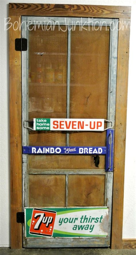 Vintage Pantry Door Signs by 75 Salvaged Signs For Your Home Make Your Own Funky