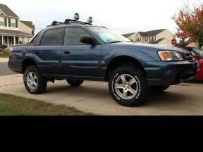Lifted Subaru Baja Subaru Baja Lifted Image 14
