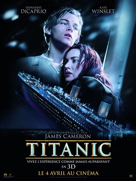 film streaming titanic les affiches du film
