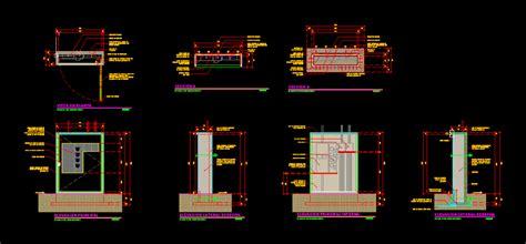 meter bank dwg block  autocad designs cad