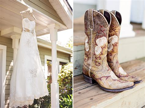 wedding cowboy boots country wedding dresses with cowboy boots dresses