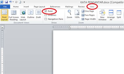 tutorial membuat halaman pada microsoft word 2007 biokom pti reference article tutorial application